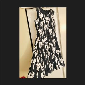 Just Taylor Fit & Flare dress